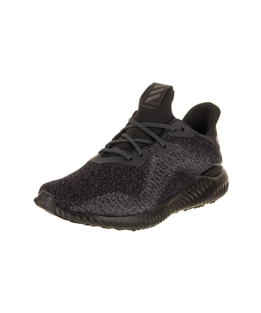 Lyst adidas le scarpe da corsa in nero alphabounce 1