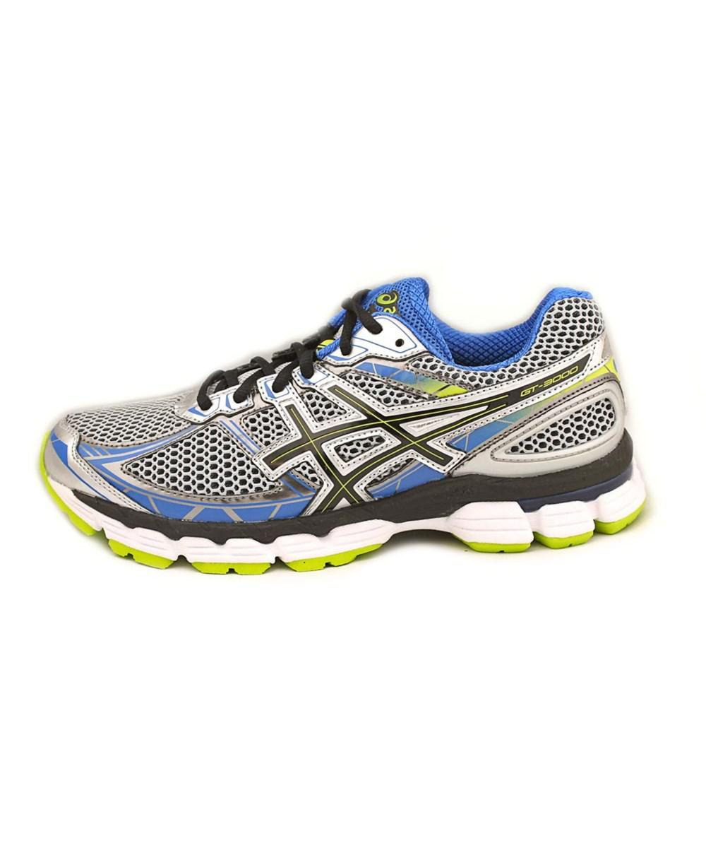 fb21aa65de6c Lyst - Asics Gt-3000 2 Men 2e Round Toe Synthetic Gray Sneakers in ...
