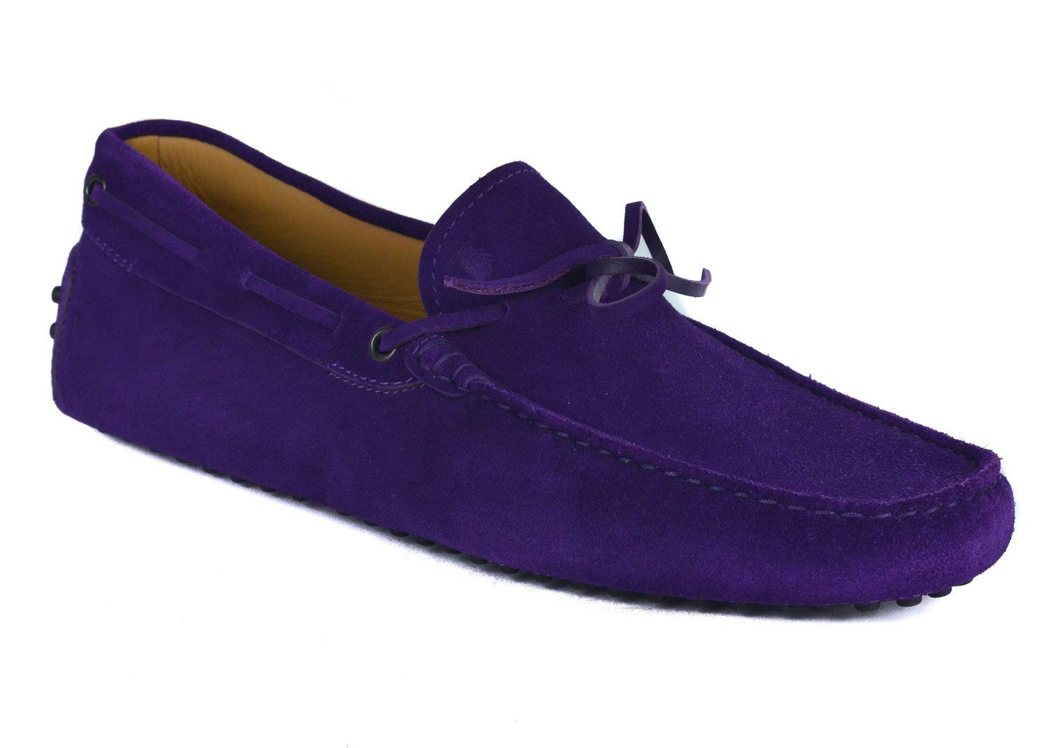 online store a0b75 29809 tods--Mens-Purple-Suede-Slip-On-Self-tie-Driver-Loafers.jpeg