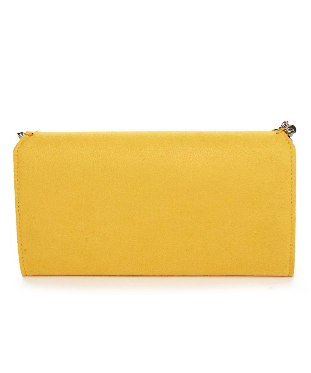 Falabella continental wallet - Yellow & Orange Stella McCartney TDNXAf