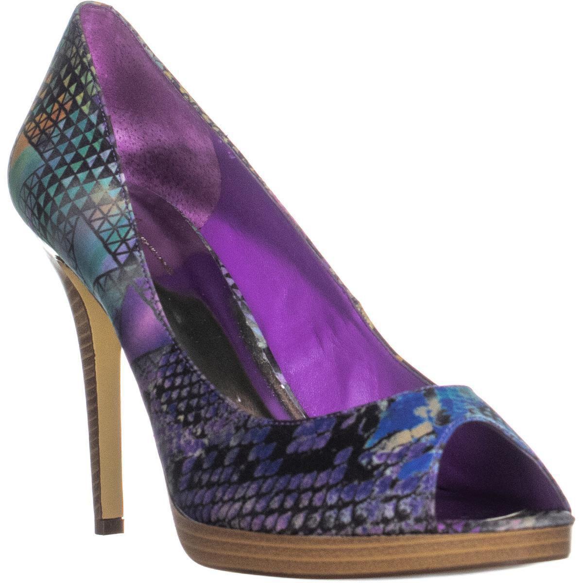 eba3a1dc9c INC International Concepts. Women's I35 Jive Platform Peep Toe Heels ...