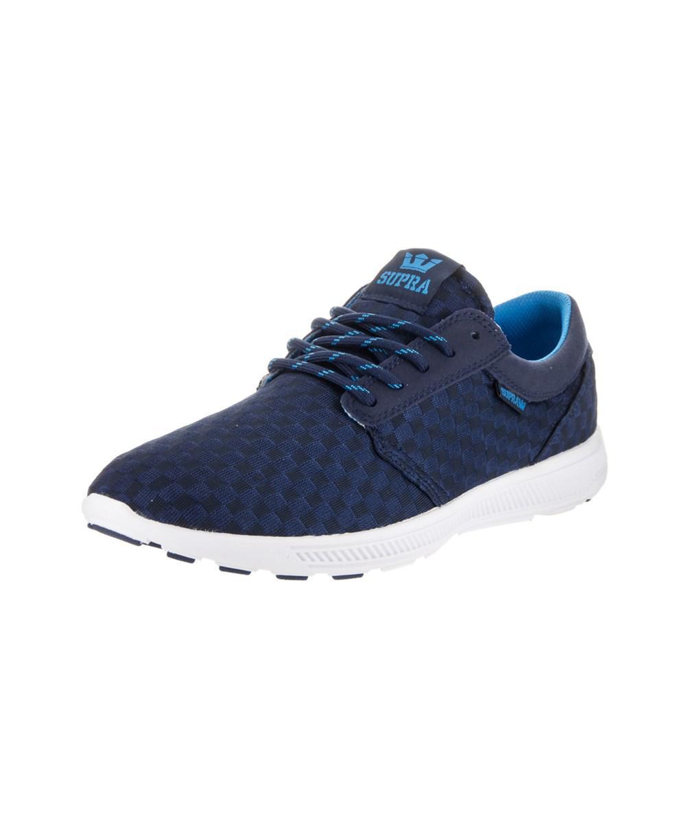 d61f64bd0ec6 Lyst - Supra Men s Hammer Run Running Shoe in Blue for Men