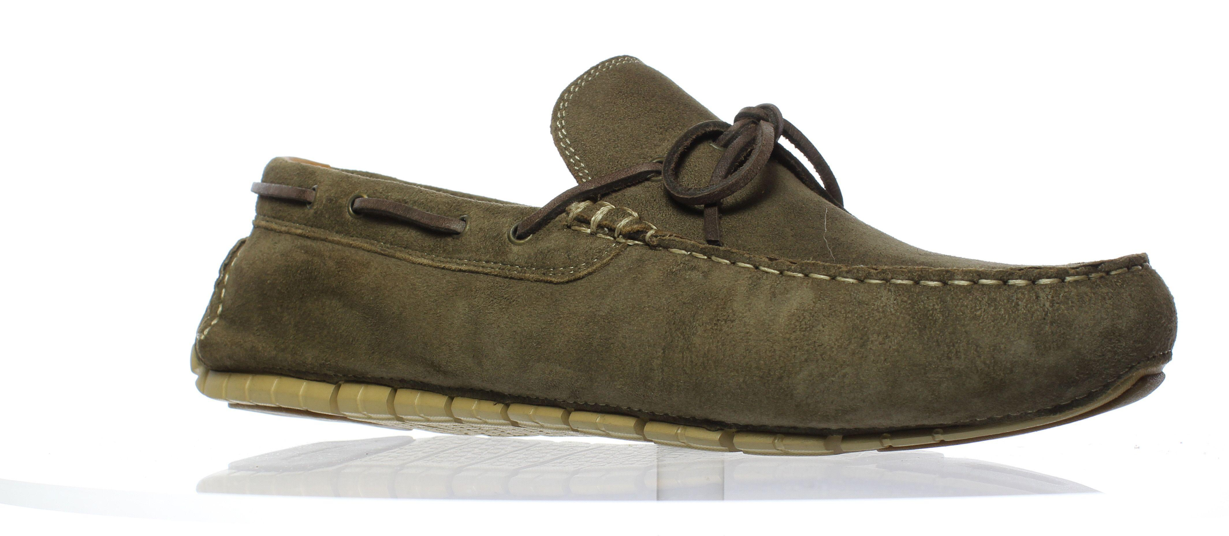 8e278d35e0c Lyst - Cole Haan Mens C25990 Loafers in Green for Men