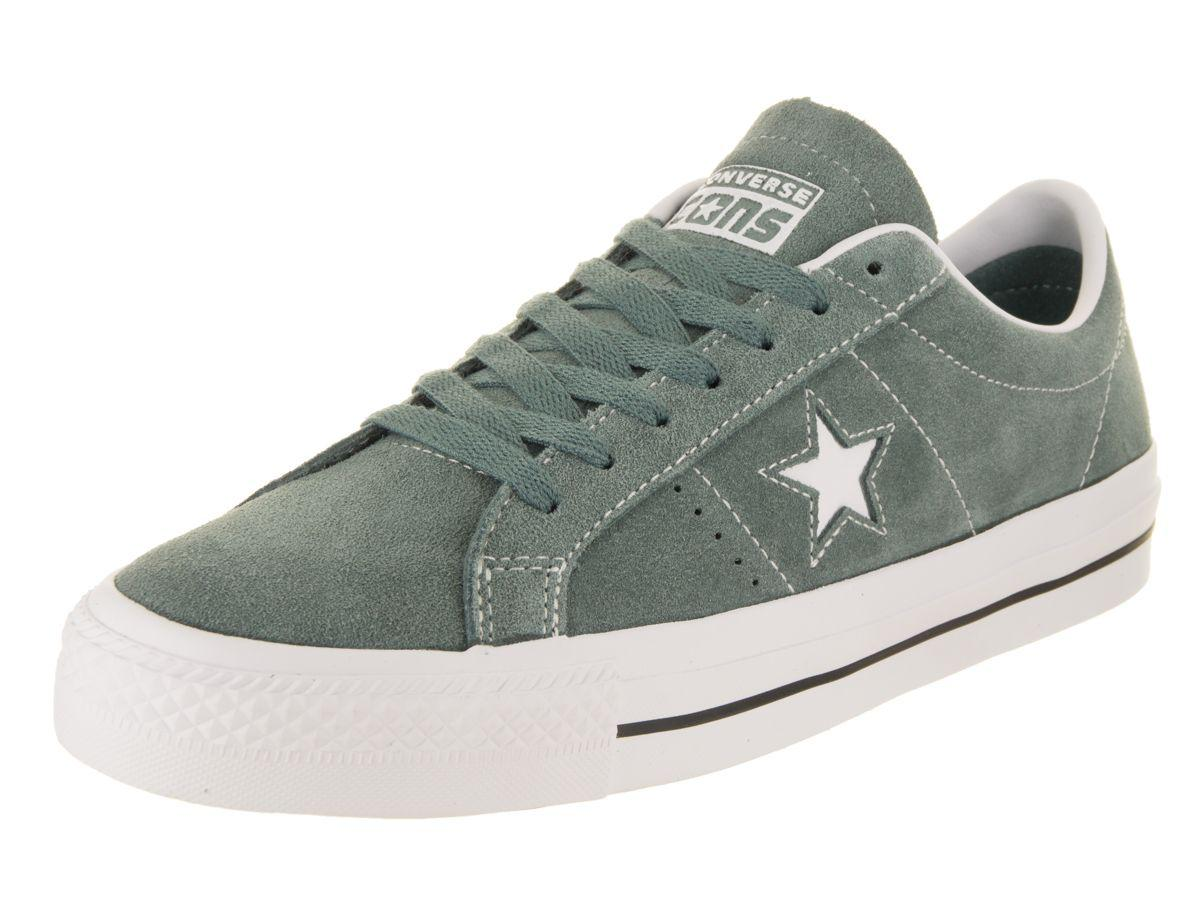 d703fd0cdbf8 Lyst - Converse Unisex One Star Pro Ox Skate Shoe in Gray for Men