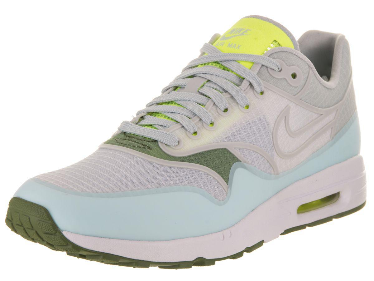 newest 3cc49 ddee3 Nike - White Women s Air Max 1 Ultra 2.0 Si Running Shoe - Lyst. View  fullscreen