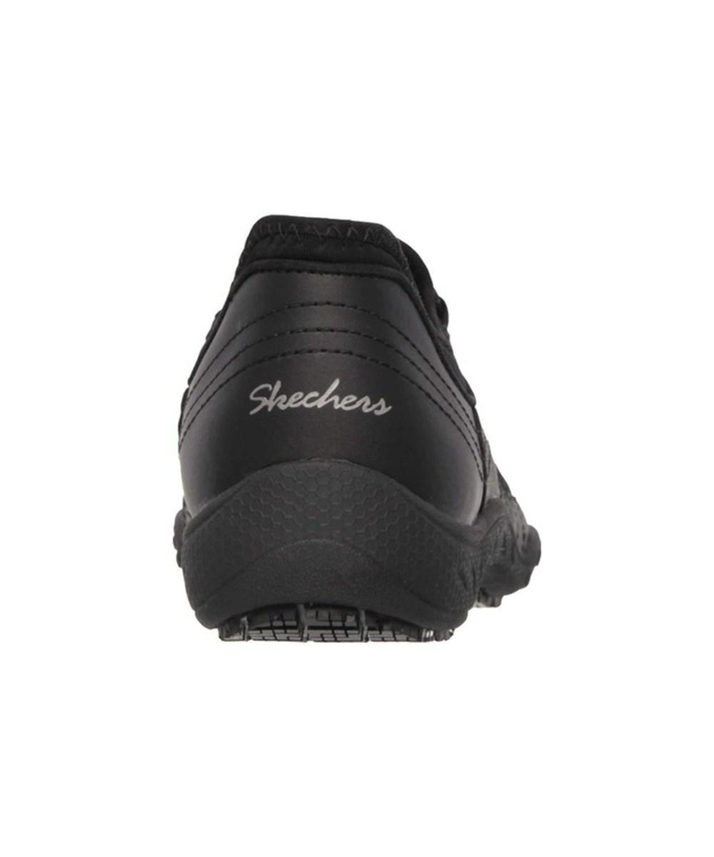 cb40984b53af Skechers - Black Women s Work Relaxed Fit Rodessa Slip Resistant Shoe -  Lyst. View Fullscreen