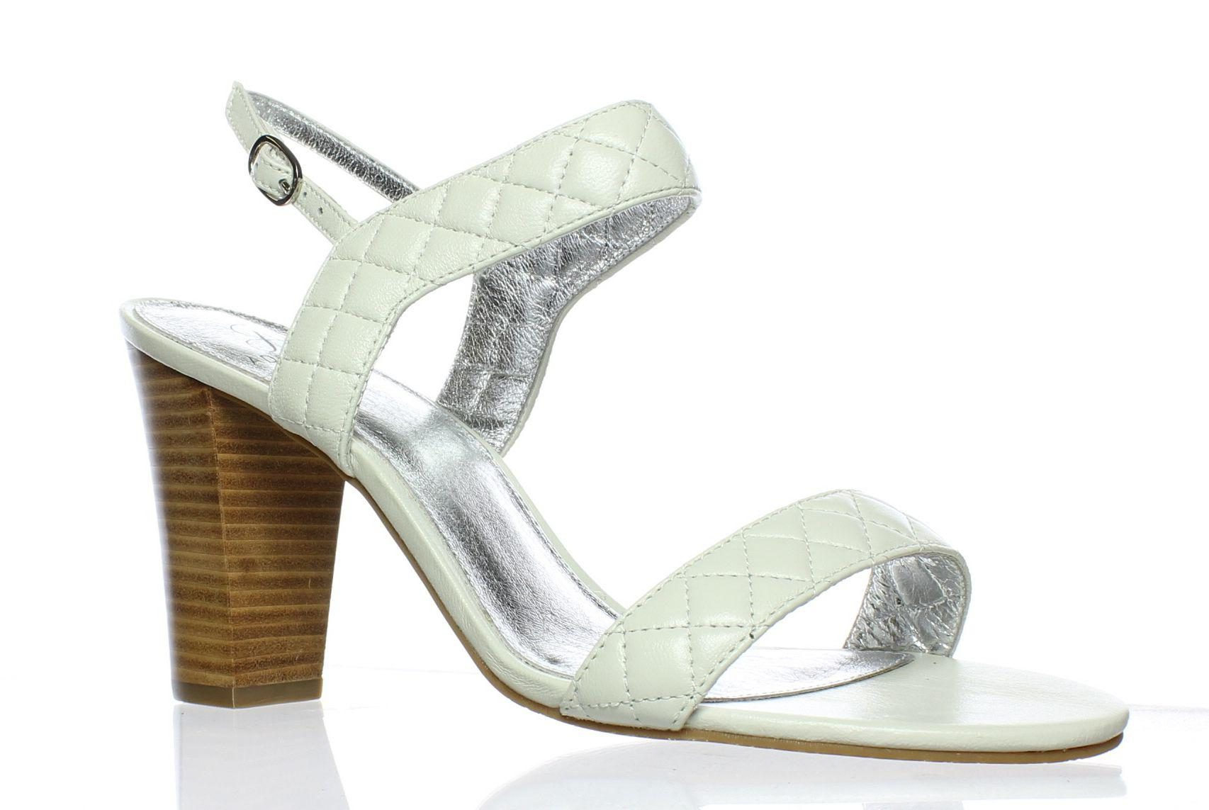 d48428a8b47 Lyst - Adrianna Papell Womens Astor Vanilla Ankle Strap Heels