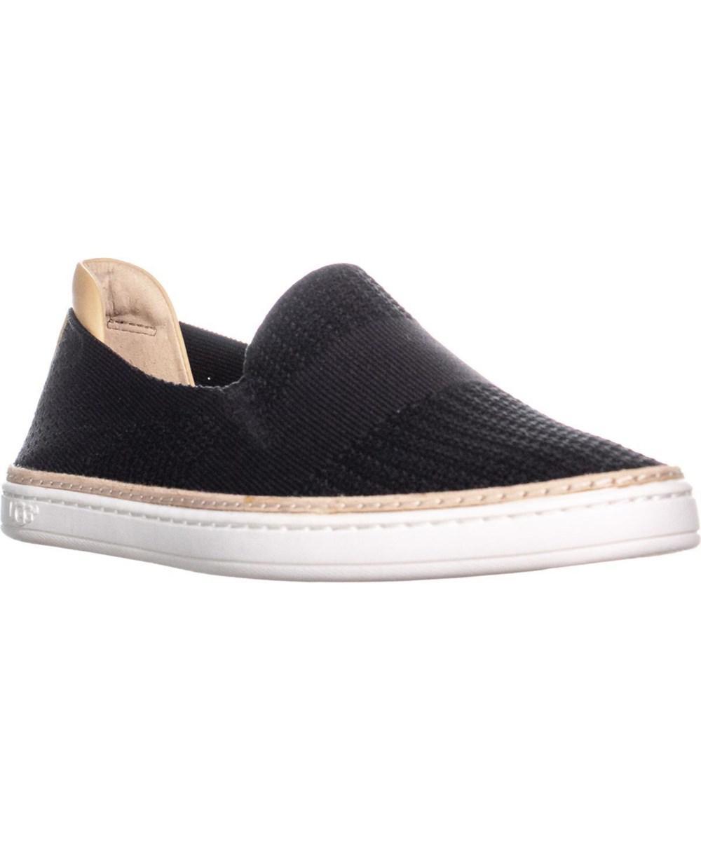 14a79e45f3d Lyst - Ugg Australia Sammy Fashion Slip-on Sneakers, Black in Black