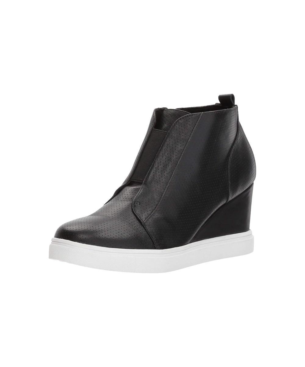 d83d202bffd Blondo - Black Womens Gatsby Hight Top Zipper Fashion Sneakers - Lyst. View  fullscreen