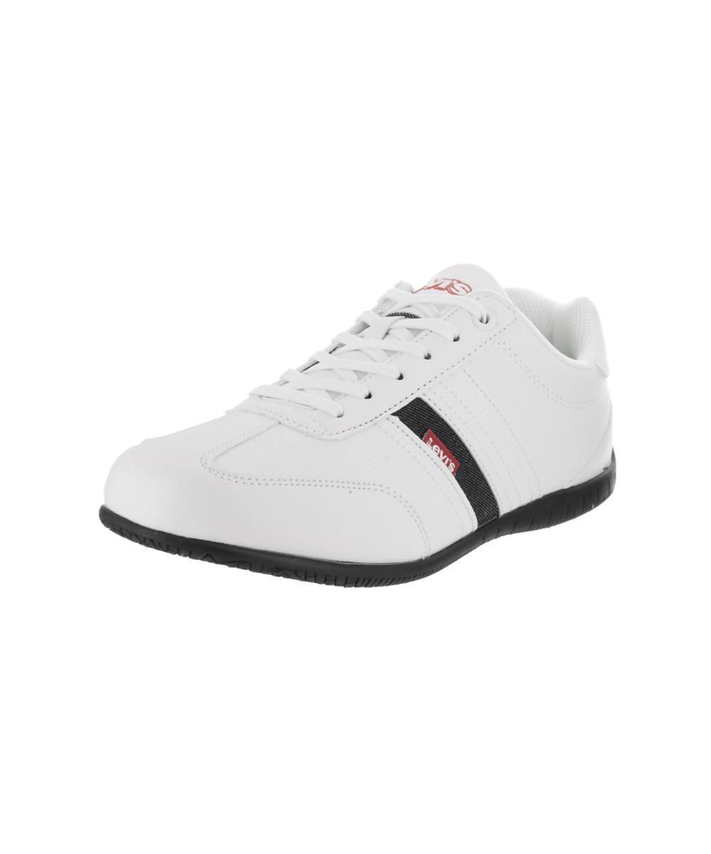Levi's. White Men's Solano Perf Ul Casual Shoe