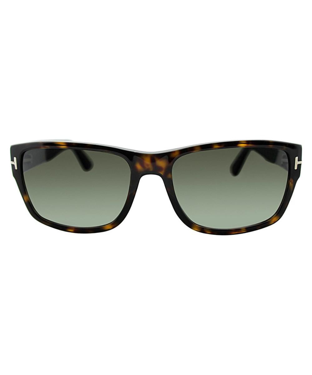 af2a474099 Lyst - Tom Ford Men s Mason 58mm Sunglasses in Black for Men