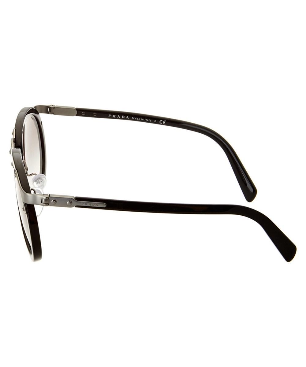 07ae235e3765 ... where can i buy lyst prada womens pr 01t 56mm sunglasses 6e664 99aaa