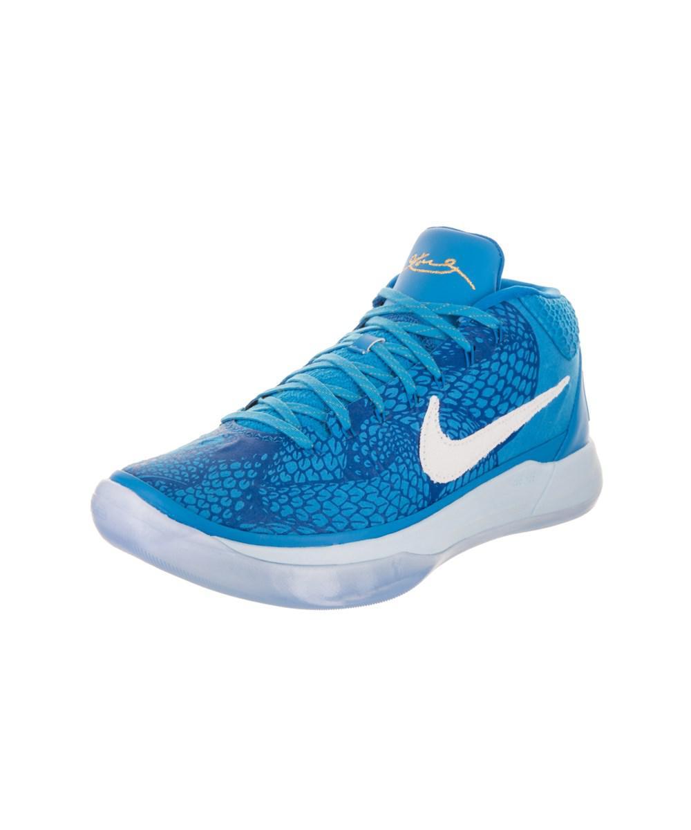817cc3c98181 Lyst - Nike Men s Kobe Ad Pe Basketball Shoe in Blue for Men