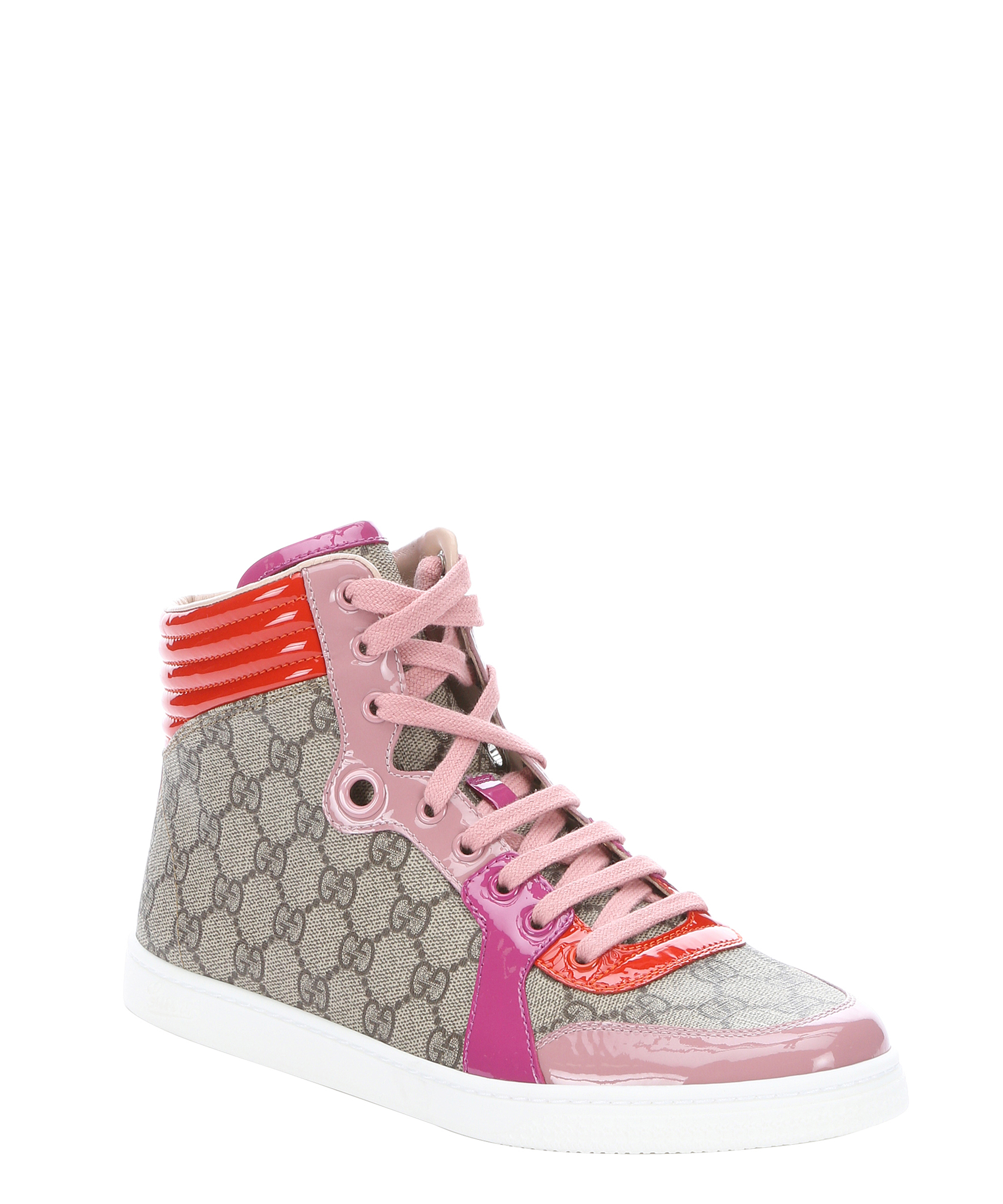 pink gucci sneakers 28 images gucci litho embellished skate shoe in pink lyst gucci. Black Bedroom Furniture Sets. Home Design Ideas