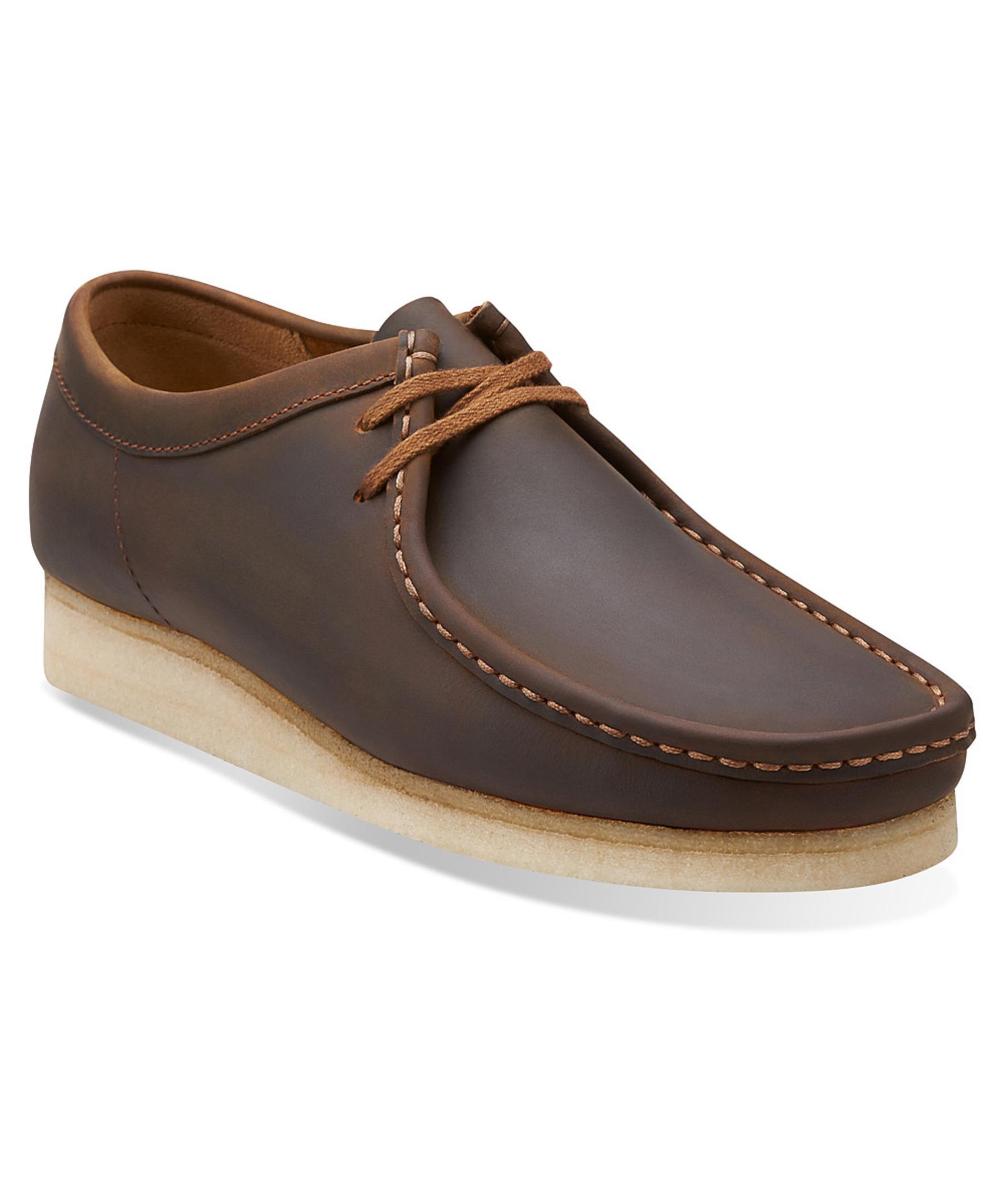 Clarks Mens Shoes Soft Back