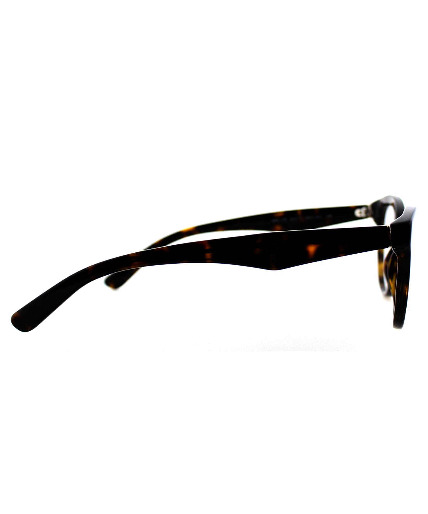 Prada Eyeglass Frames Cateye : Prada Cat-eye Metal Eyeglasses in Brown Lyst