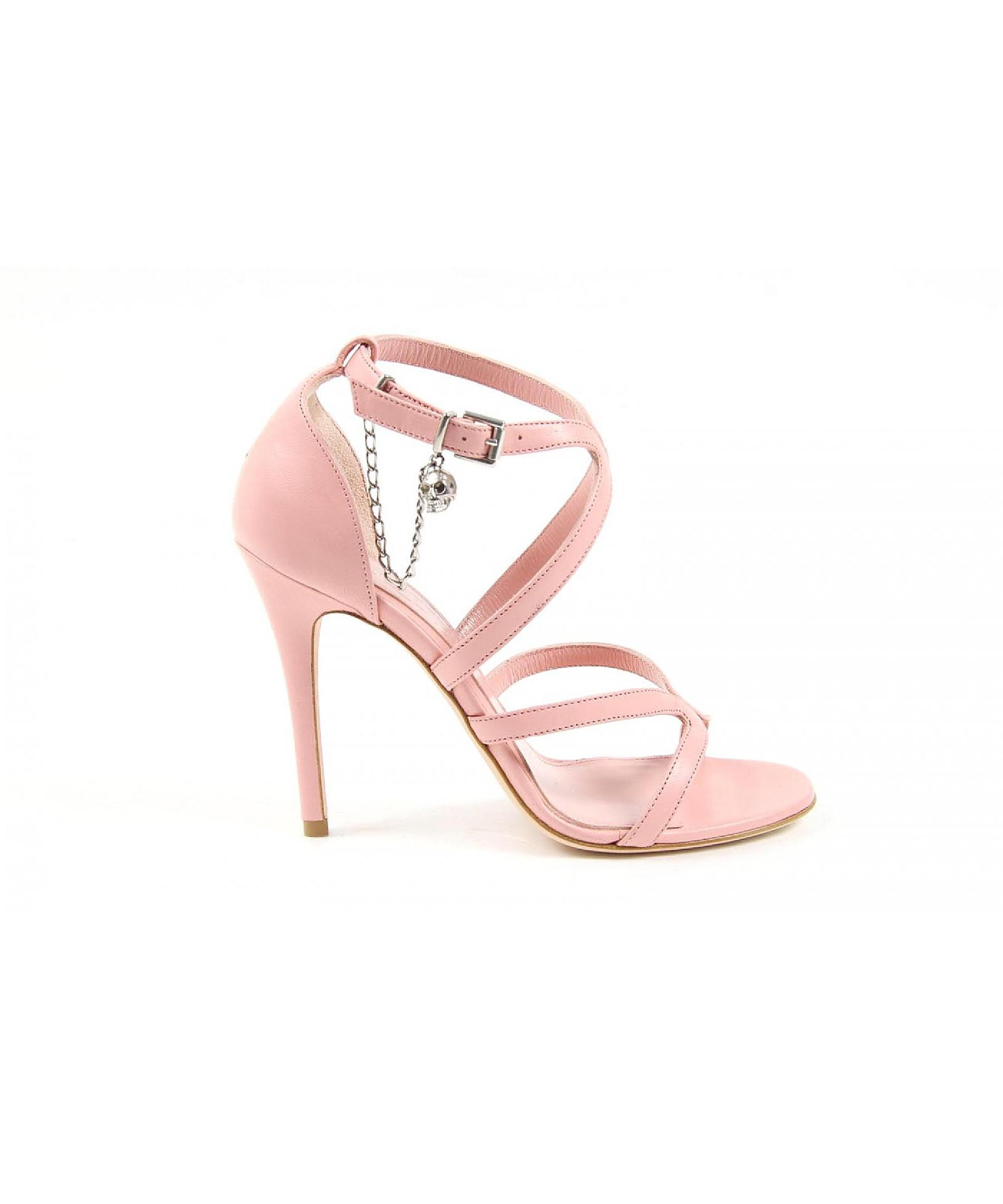 8475b5b6fc90 Lyst - Alexander Mcqueen Ladies Sandals in Pink