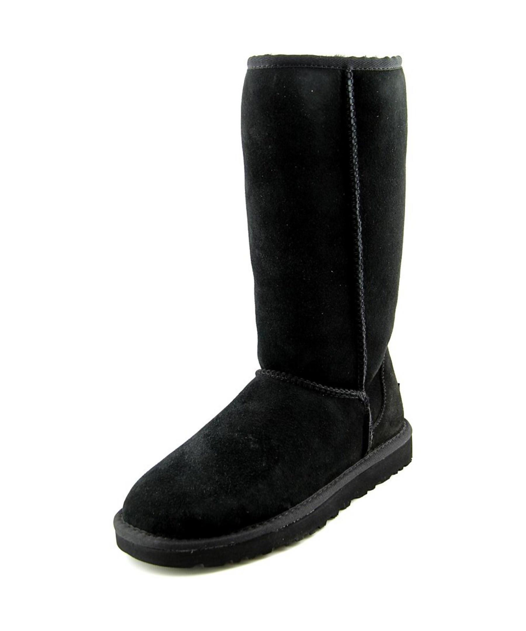 2c8779cd417 Womens Classic Tall Ugg Boots Black - cheap watches mgc-gas.com