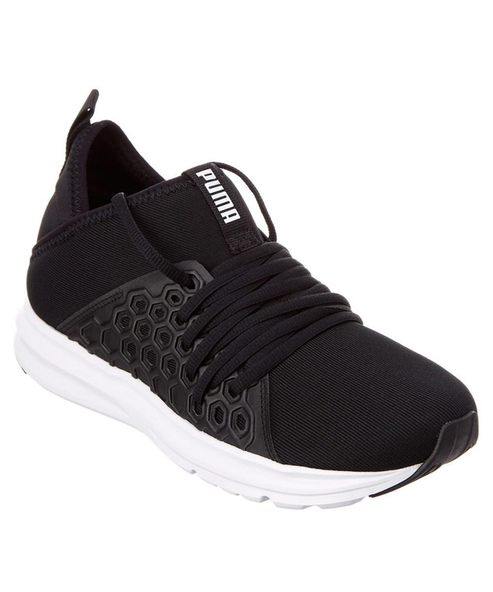 b12142a4fb4 PUMA - Black Enzo Nf Mid Sneaker for Men - Lyst. View fullscreen