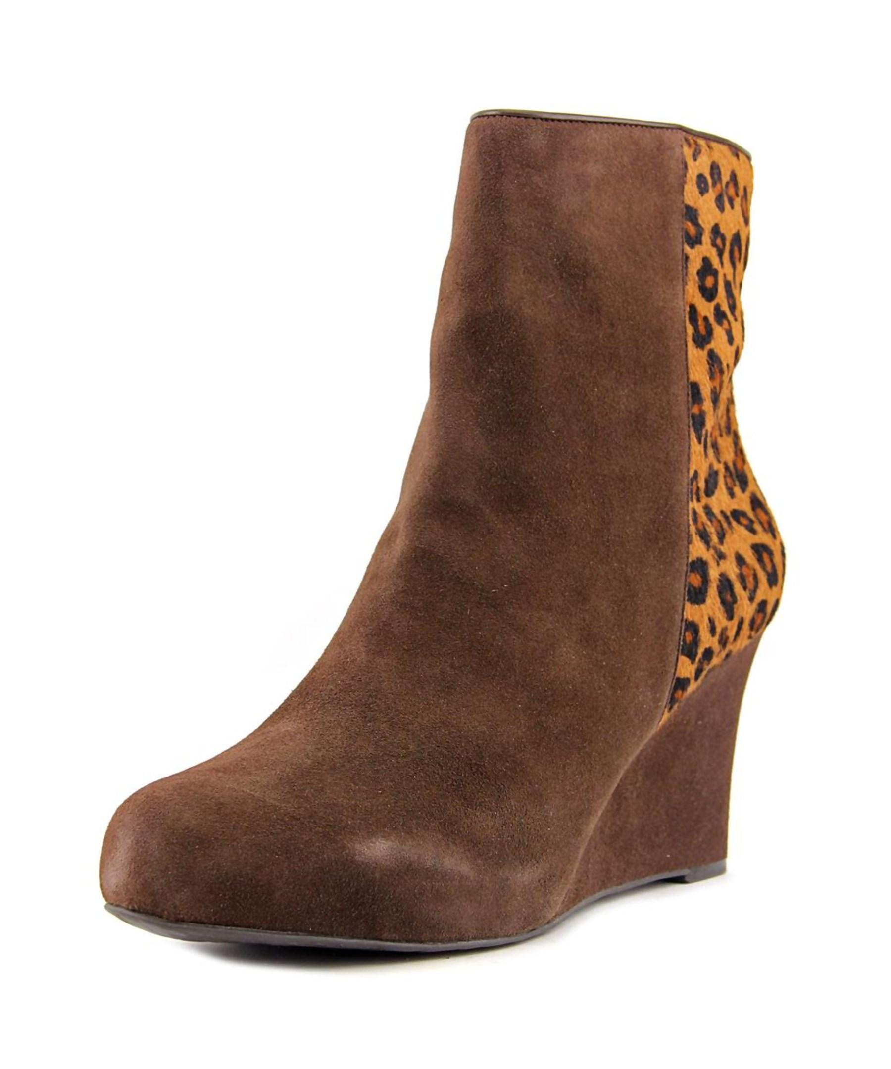 rockport sto7w85 bootie toe suede ankle boot in