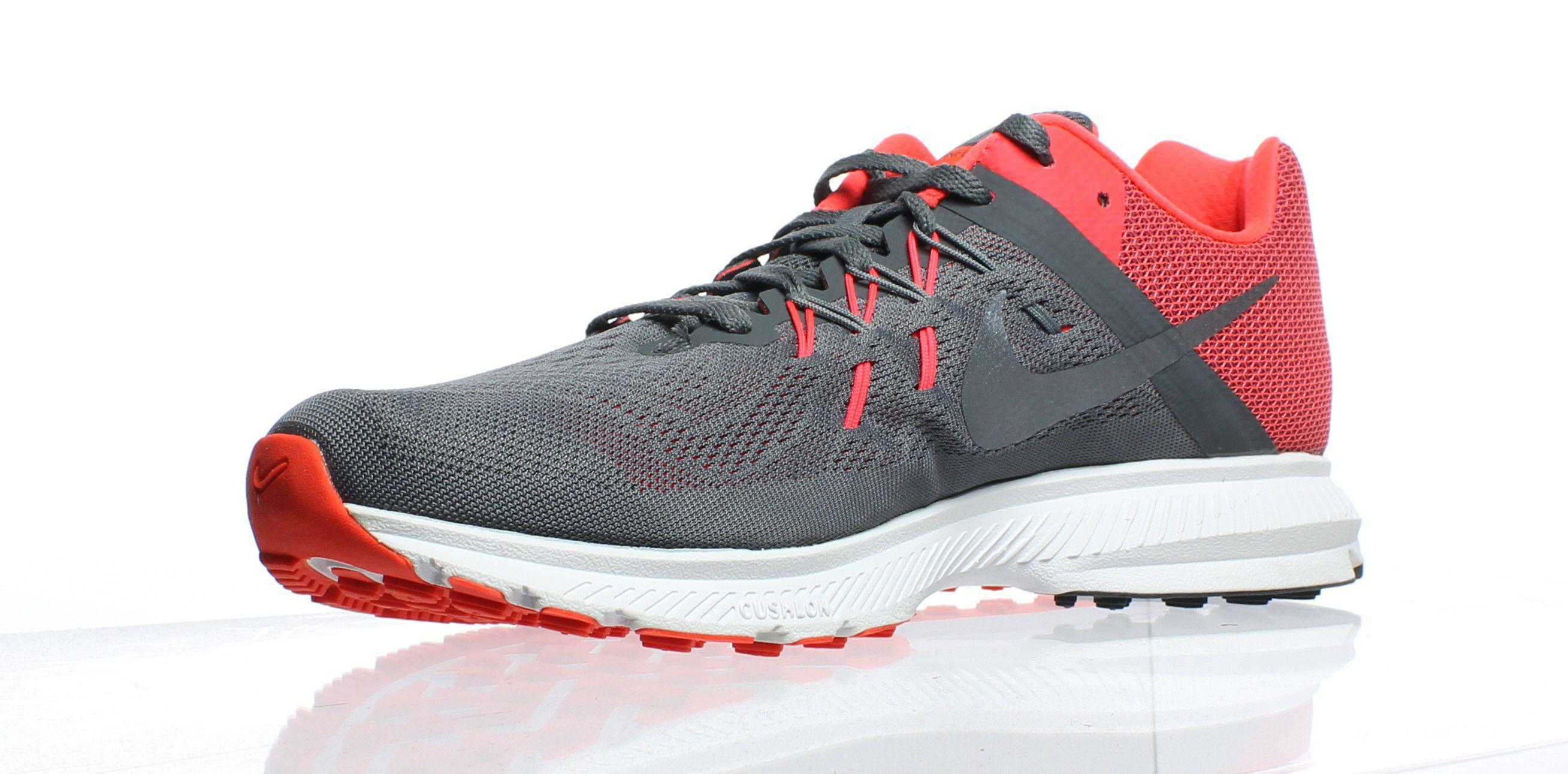 on sale e6977 54530 Nike - Multicolor Womens Zoom Winflo 2 Gray - Lyst. View fullscreen