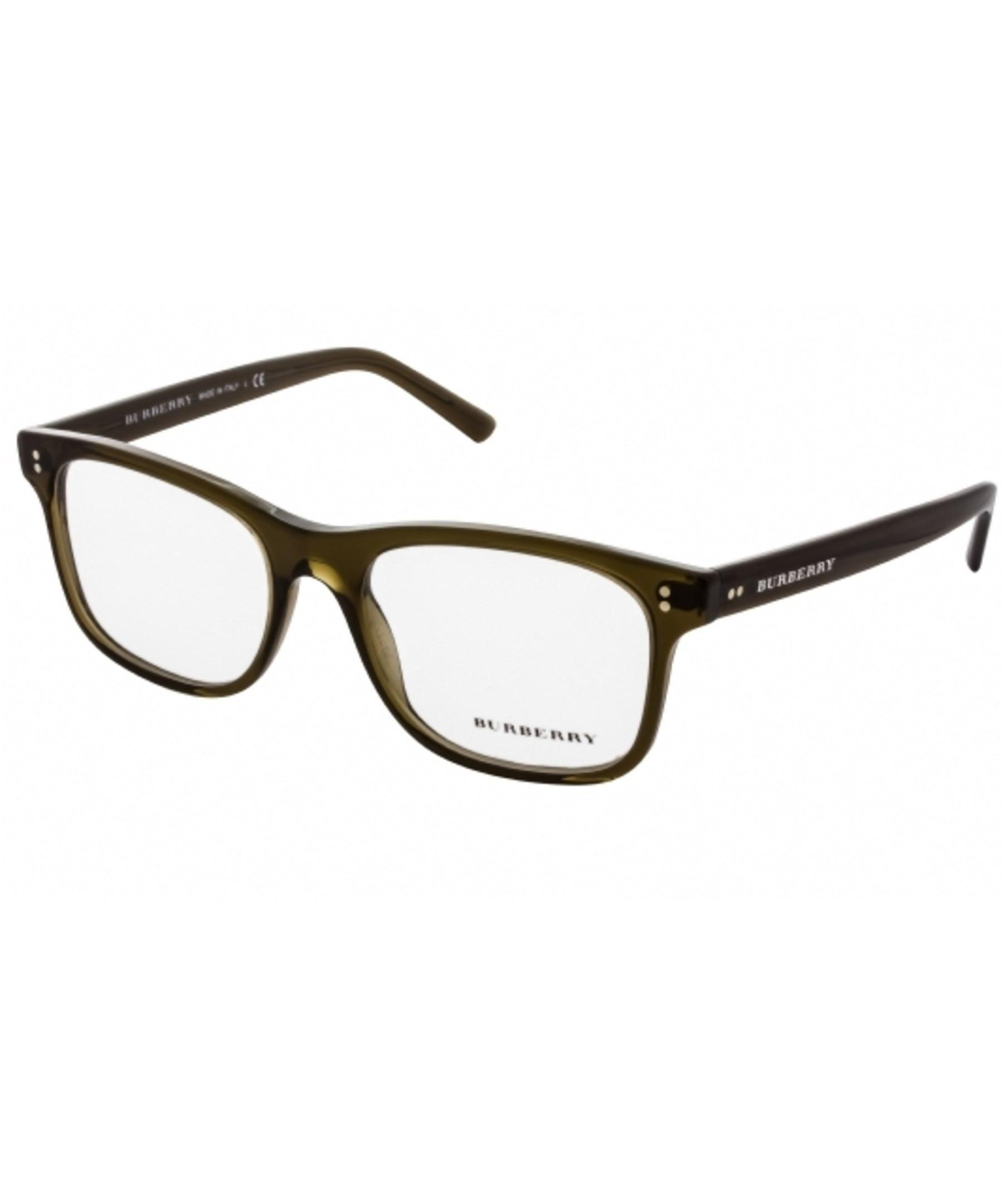 50176f75824 Lyst - Burberry Be2196 3010 in Green for Men