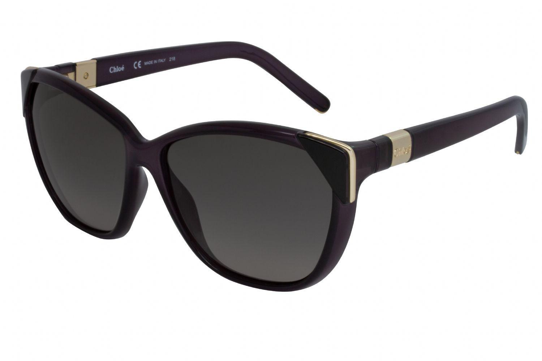 3c94453a69dd Lyst - See By Chloé Ce600s Rectangular Women Sunglasses Tortoise ...
