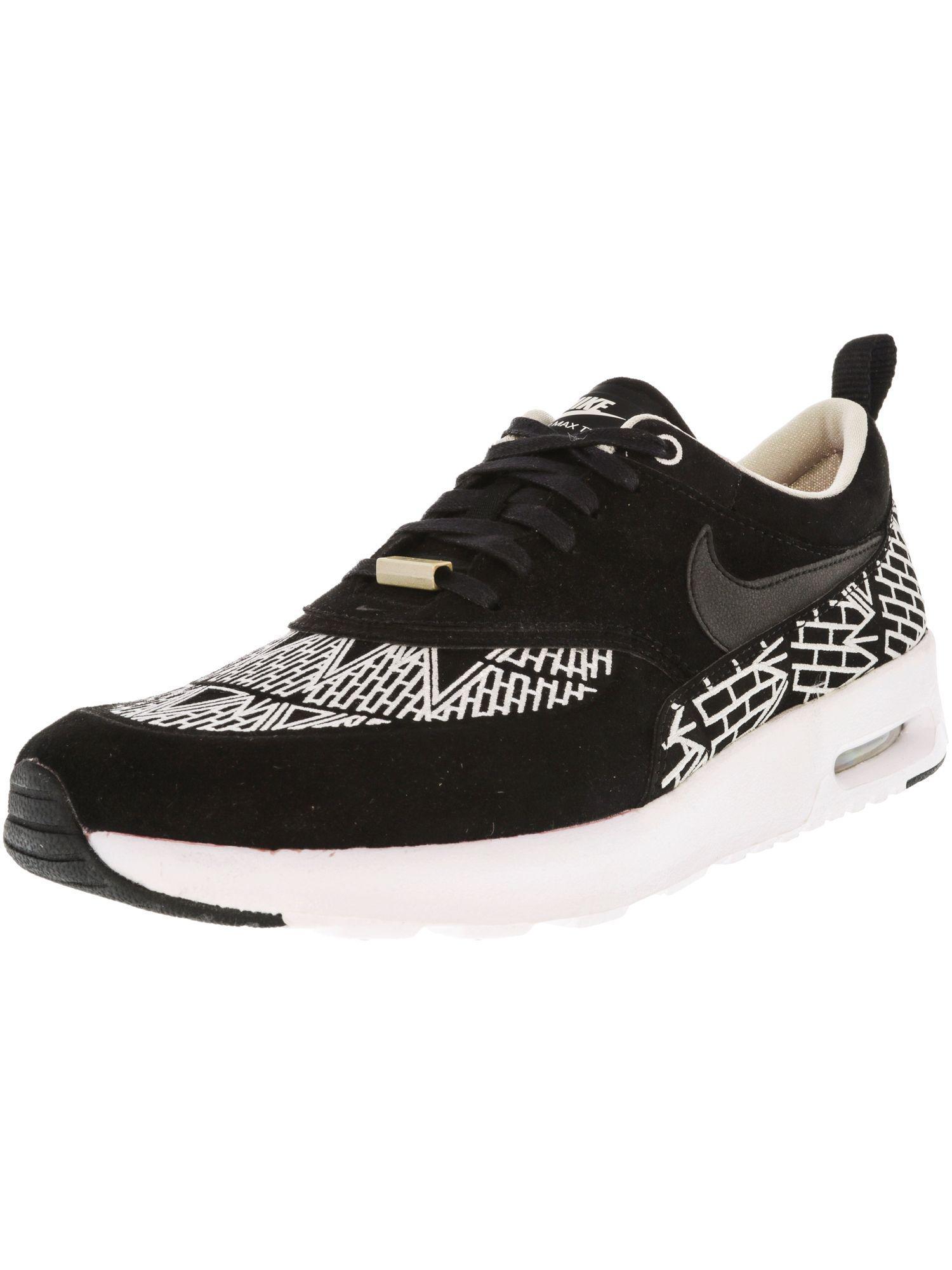 new product 2261c ddadb Nike. Women s Air Max Thea Lotc Qs Black   White ...