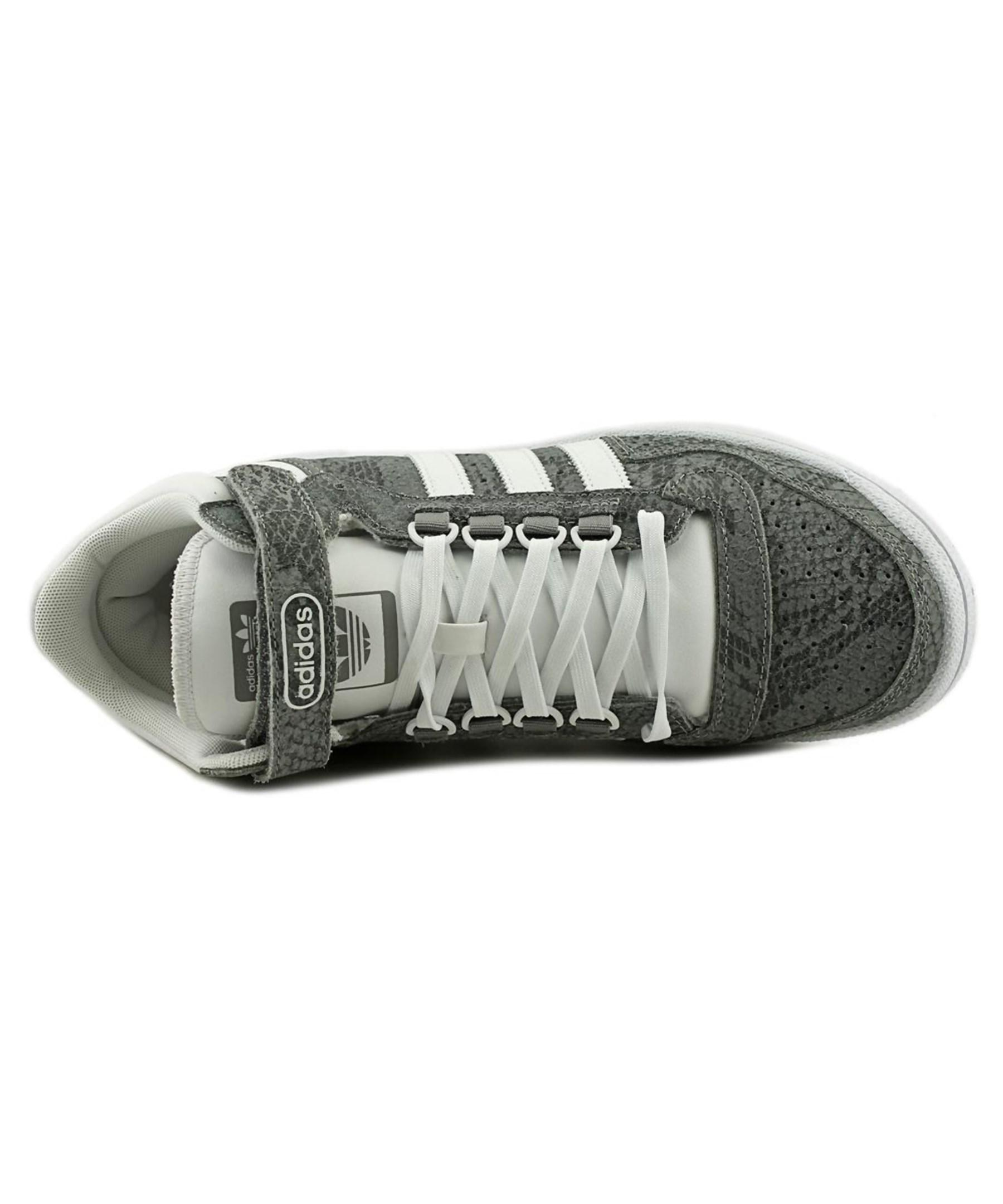 online retailer a8f26 af827 Lyst - Adidas Originals Concord 2.0 Mid Men Round Toe Leathe