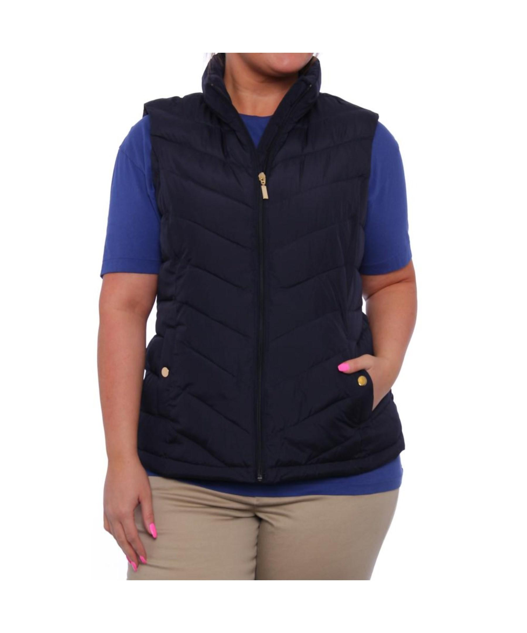 Discover men's puffer vests and warm vest jackets at Burlington. Great prices on all styles, with free shipping available. Lacoste Mens Blue Quilt-Stitch Vest Jacket. Keeping this secret is one of the ways we keep bringing you top designers and brands at great prices.