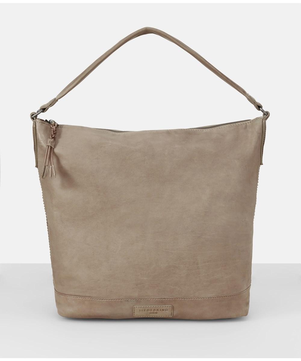Liebeskind berlin Isa Stitch Hobo Bag | Lyst