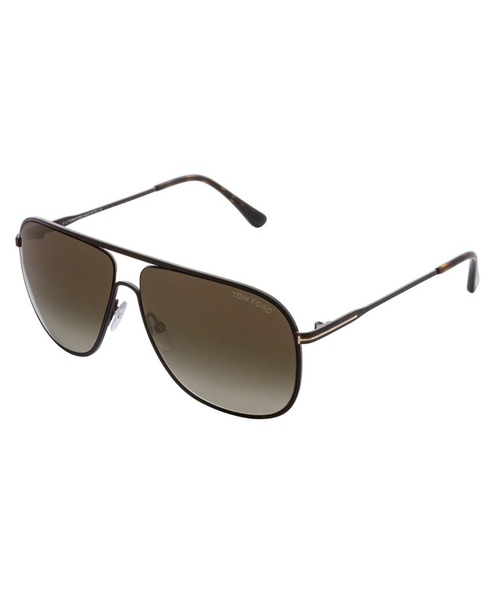 323327acc738 Lyst - Tom Ford Men s Dominic 60mm Sunglasses for Men