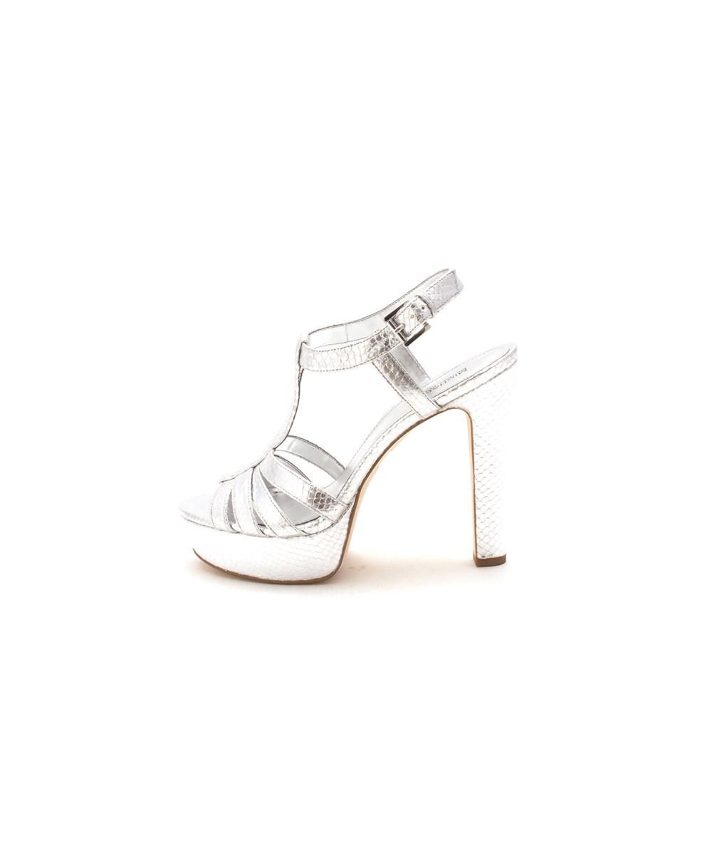 c06e554b1fa4c4 MICHAEL Michael Kors. Metallic Womens Catalina Open Toe Casual T-strap  Sandals