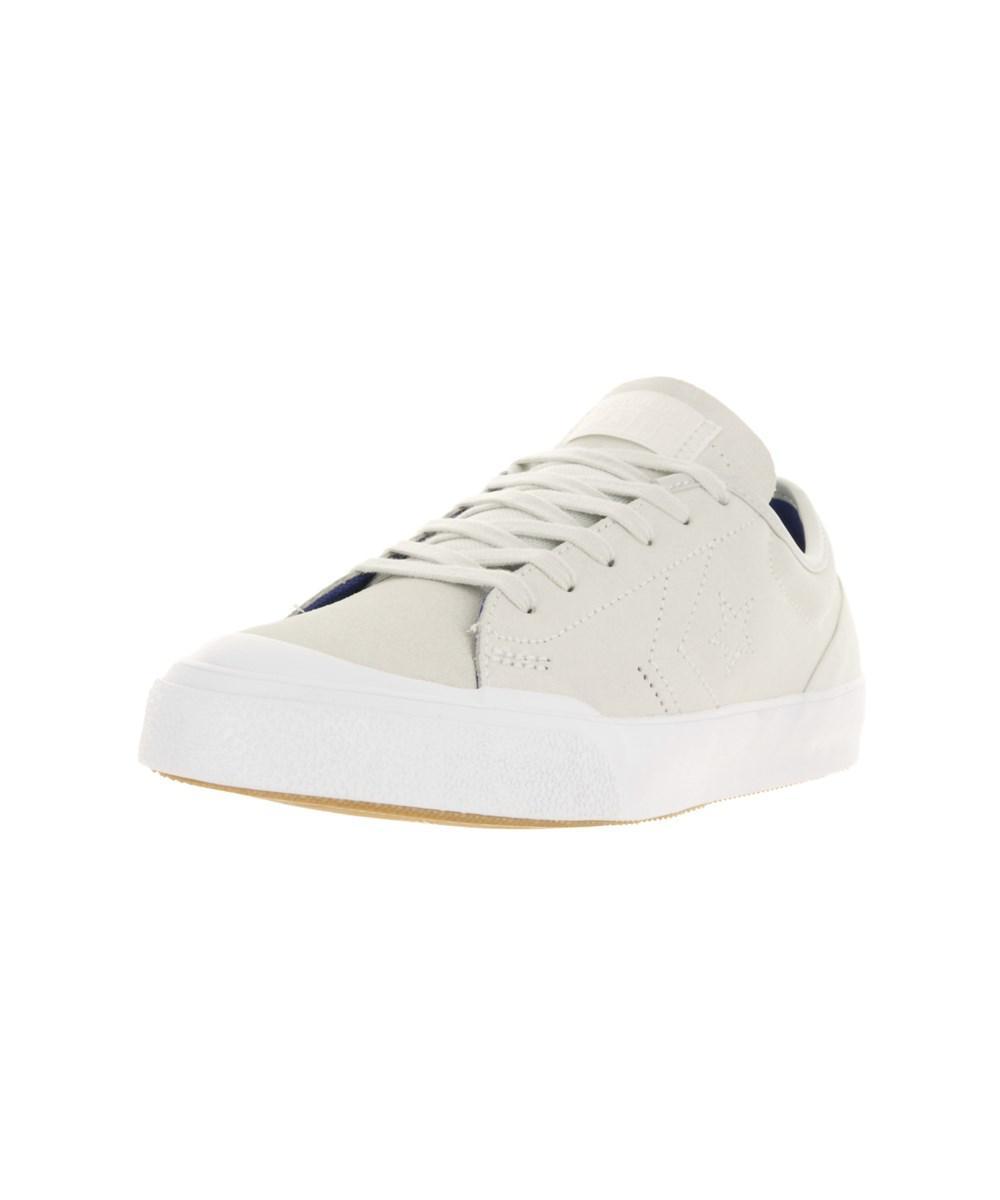 cc2c9d53913208 Lyst - Converse Unisex Cons Sumner Ox Skate Shoe in Blue