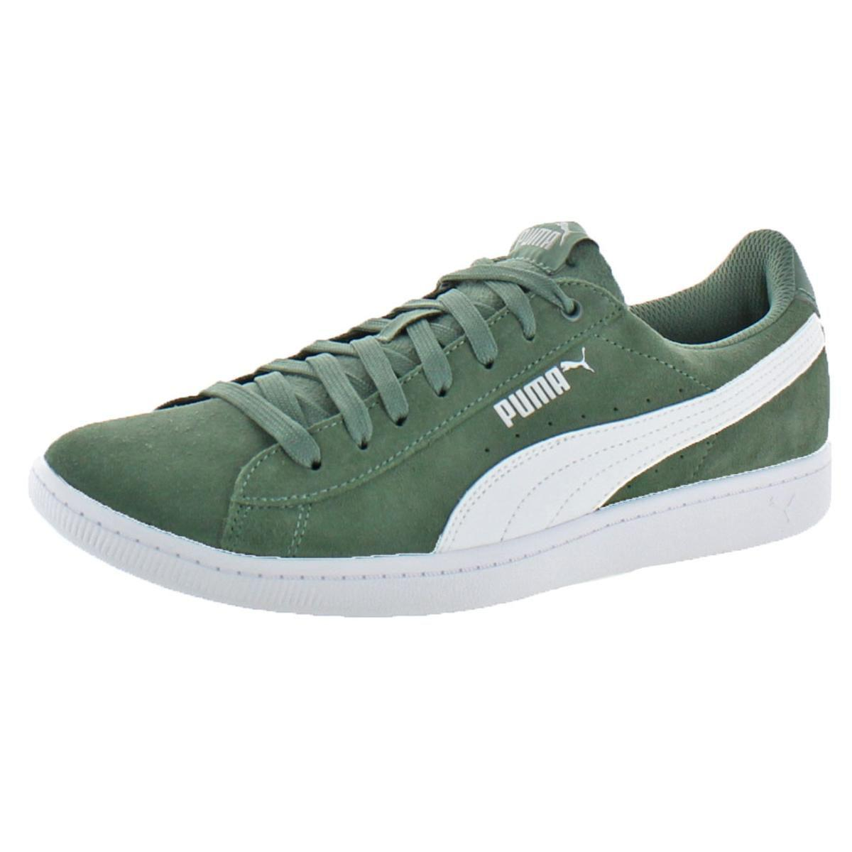 Lyst Puma Vikky Low top Sneakers in Green