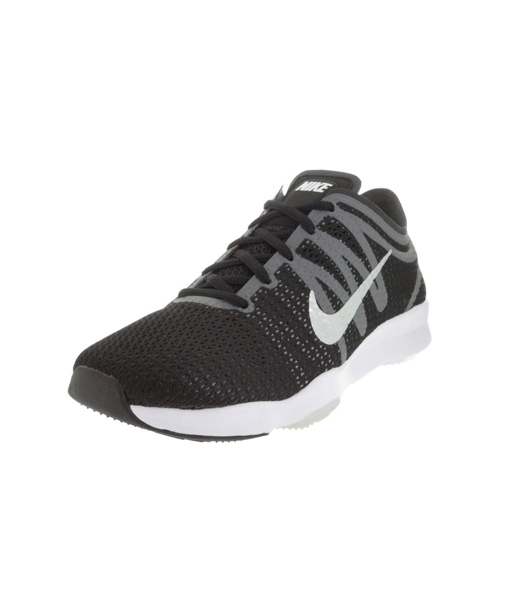 f69ab27a3ff1 Lyst - Nike Women s Air Zoom Fit 2 Training Shoe in Black