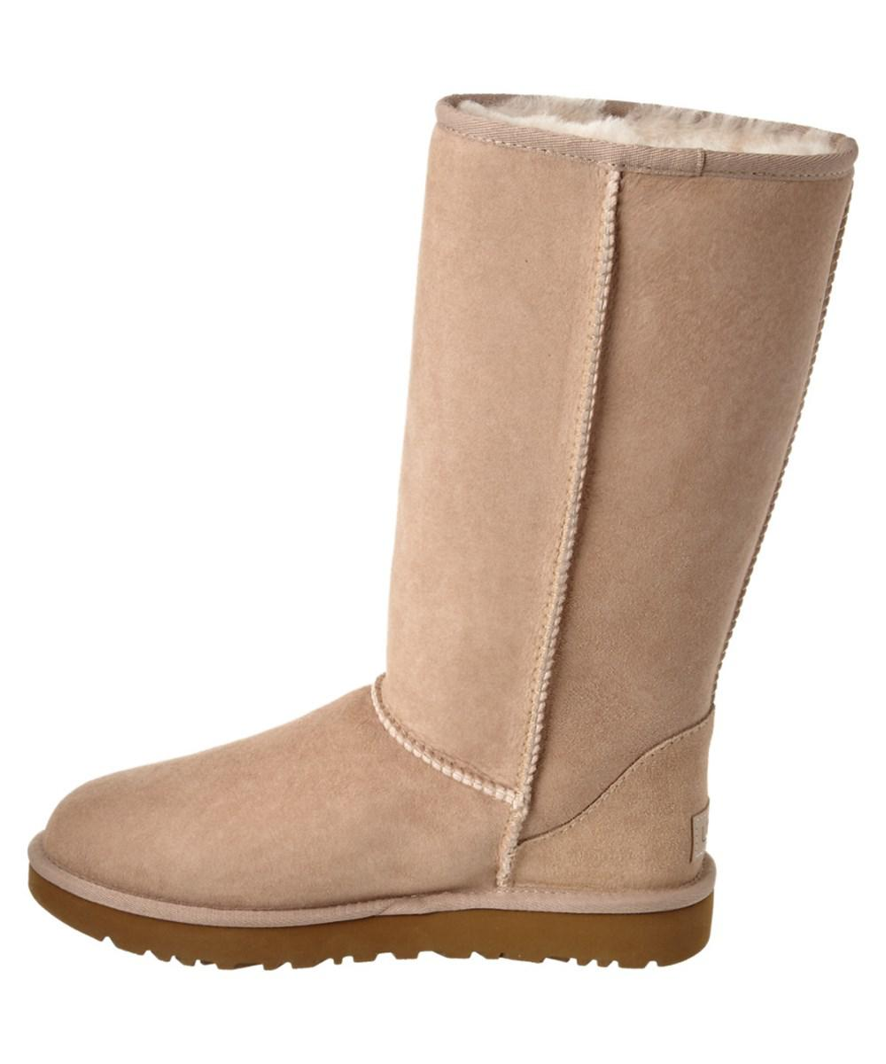 Lyst - Ugg Women's Classic Tall Ii Water-resistant Twinface Sheepskin Boot in Natural