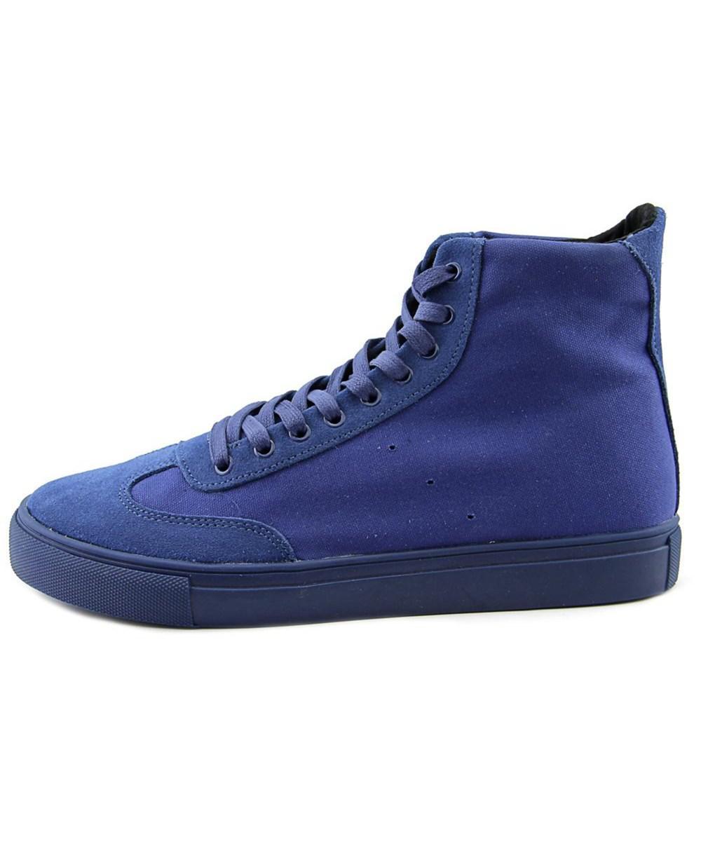 56f6bb7676ea4 Lyst - Generic Surplus Champion Hi Men Round Toe Canvas Blue ...