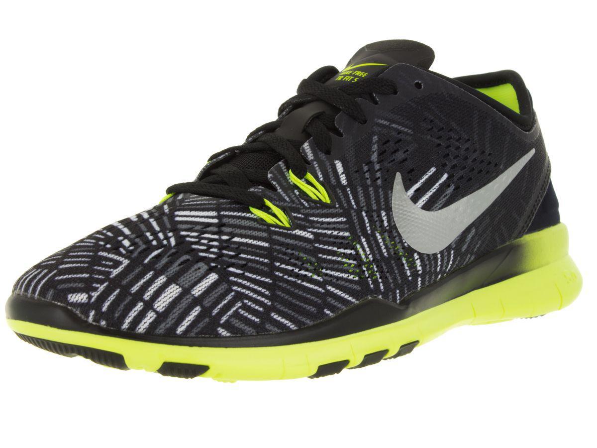 premium selection 723e7 bc14c Lyst - Nike Women's Free 5.0 Tr Fit 5 Prt Training Shoe