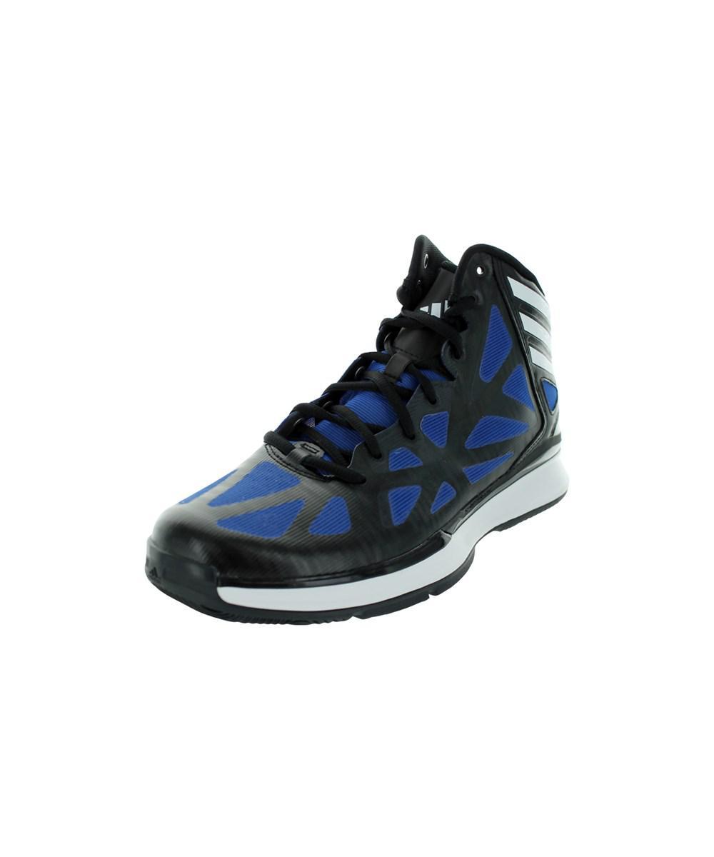 lyst adidas uomini pazzi ombra 2 scarpe da basket in blu per gli uomini.