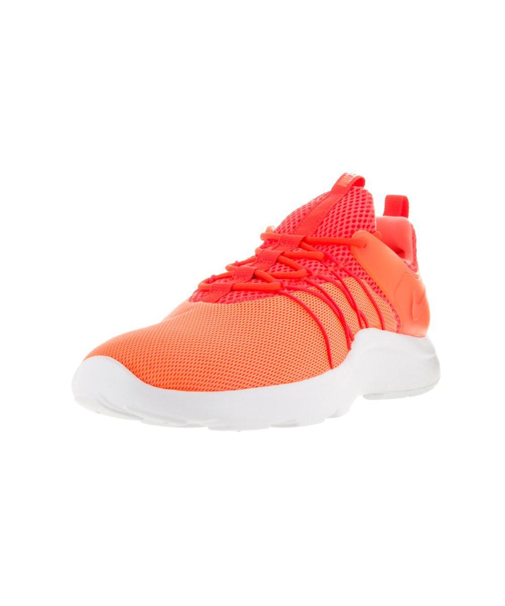 ... italy lyst nike womens darwin casual shoe in orange 8a021 91744 fd6dd1e5a