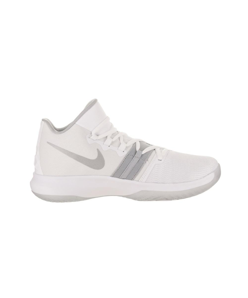1df20faed9e0e4 ... where to buy lyst nike mens kyrie flytrap basketball shoe in white for  men 38385 d005f
