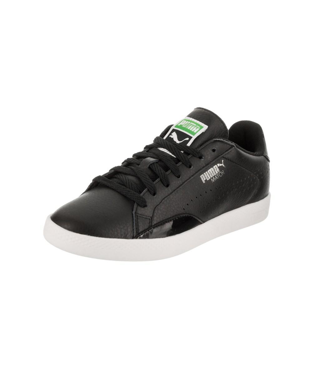 70b083abba1 Lyst - Puma Women s Match Lo Bw Training Shoe in Black