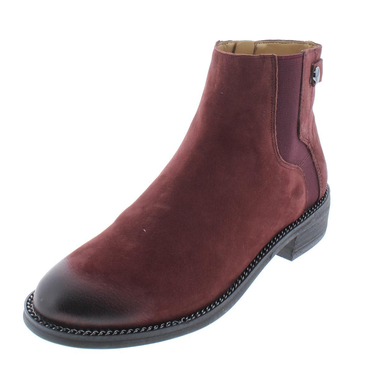 7a709f99f7e7 Lyst - Franco Sarto Womens Brandy Leather Ankle Booties