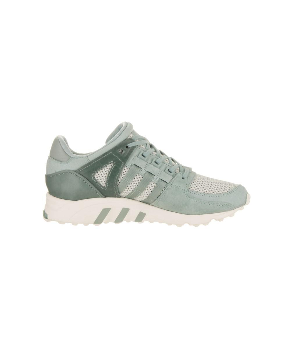 buy online 84d95 ecbab Adidas - Green Womens Eqt Support Rf Originals Running Shoe - Lyst. View  fullscreen