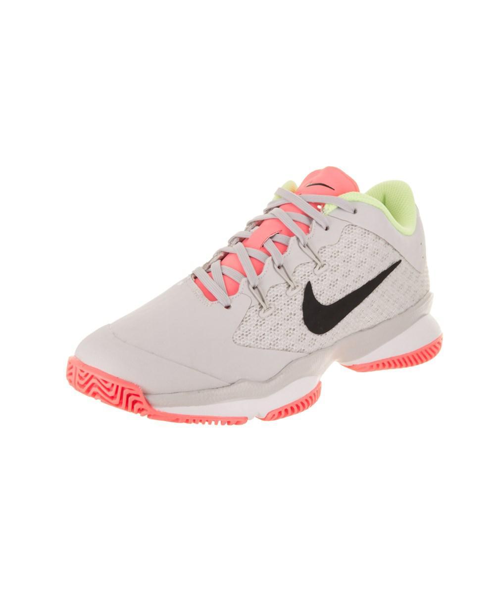 2cd0b73761d0e Lyst - Nike Women s Air Zoom Ultra Tennis Shoe in Gray