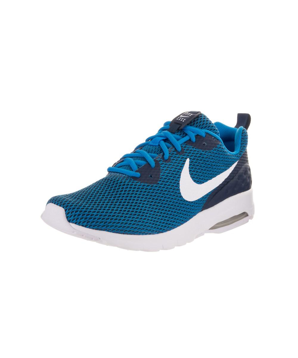 79bbca6a2aed Lyst - Nike Men s Air Max Motion Lw Se Running Shoe in Blue for Men