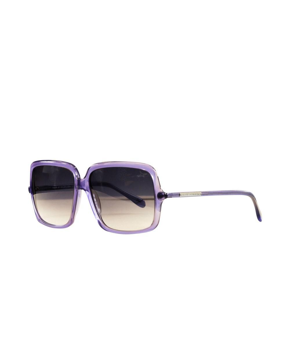 e14b1c75e5b Lyst - Mauboussin Eyewear Twenty Seven Plum Sunglasses in Purple
