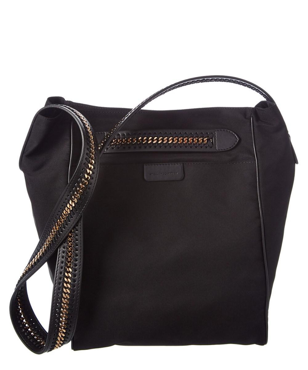 Stella McCartney Stella Mccartney Falabella Go Shoulder Bag Nylon Medium 9N2mJKvI1