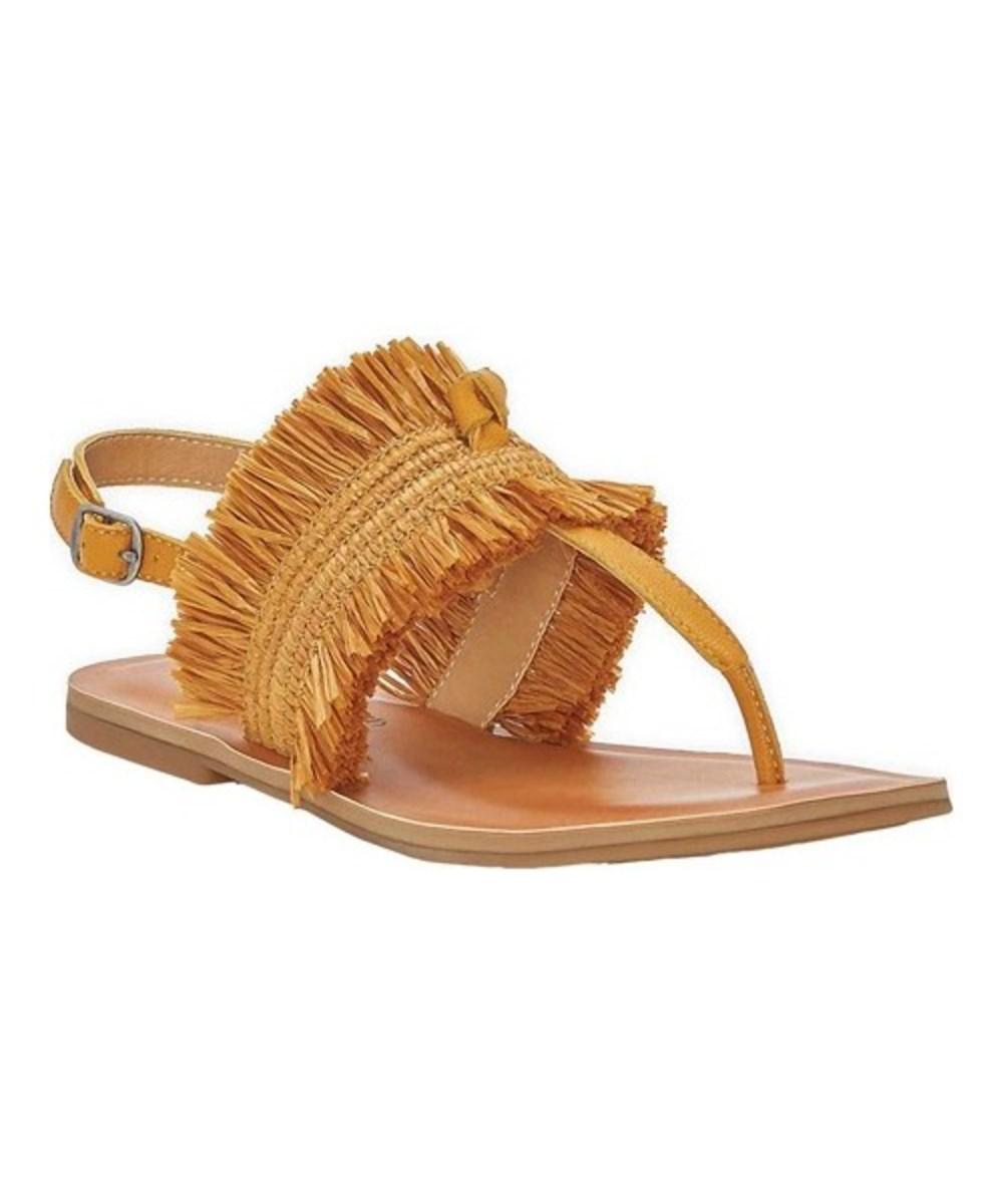 Lucky Brand Akerlei Thong Sandal (Women's) ptniUuQPBr